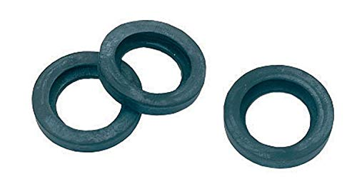 Gilmour 09QSRBAG Water Hose Washer Seals for Brass Quick Connectors - 5 Pack