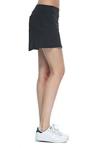 Girls Plus Knit Skort - 1
