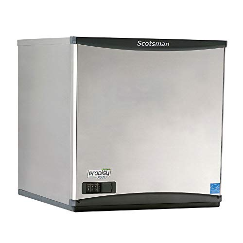 (Scotsman N0622W Prodigy Plus Modular Nugget Ice Machine, Water Condenser, 715 lb. Production)