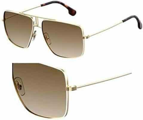 bf6ac7812ecf Carrera CARRERA 1006/S 9HT Black/Ivory CARRERA 1006/S Square Pilot  Sunglasses