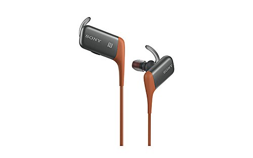 Price comparison product image Sony wireless stereo headset Orange(Japan import)