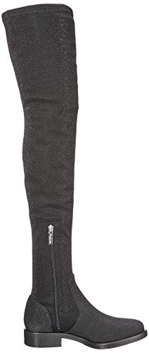 Pollini Socks Noir Elastic 000 Cuissardes Femme qO6wZqvA