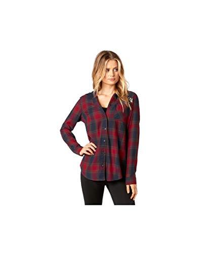 Dark Flannel Pour Femme Fox Deny nbsp;red wZ5qEBIx8