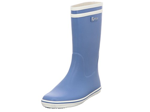 para Botas Mujer Chambray Azul Malouine BT Aigle Agua de HvPTX7q
