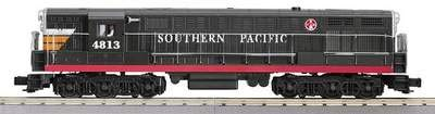 MTH O Scale Southern Pacific DL-109 A Unit Engine 4811 Trainmaster - Engine Pacific Southern