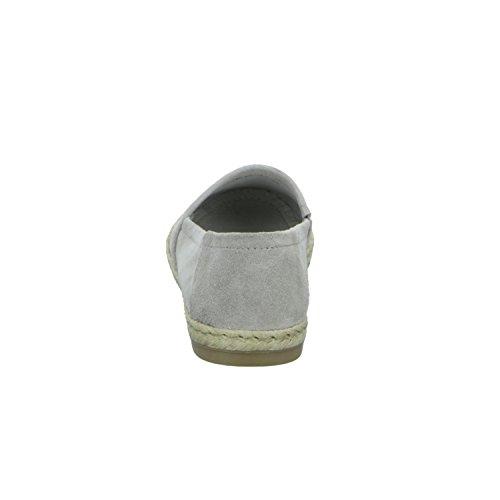 BOXX WS-142R01 Damen Slipper Halbschuh Casual Beige (Taupe)