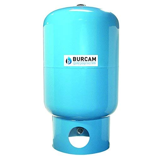 BURCAM 600545B 20 Gallons Vertical Pressure Tank