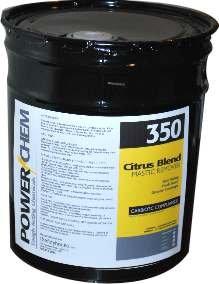 PowerChem 350 Citrus Blend Mastic Remover 5 gal/pl
