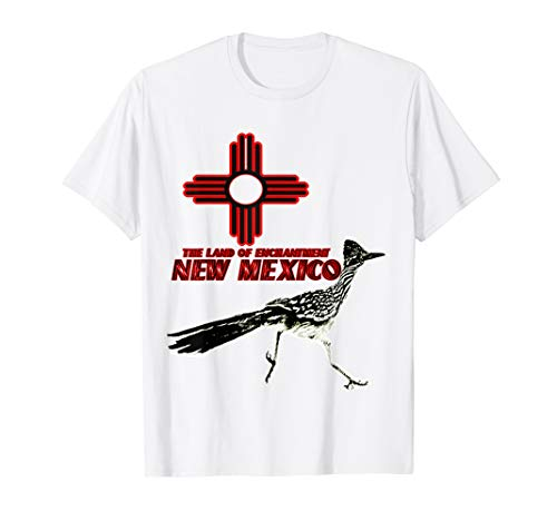 - New Mexico Roadrunner Land of Enchantment Zia Symbol