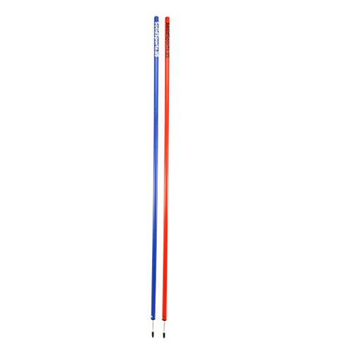 Solid Sports Agility Poles (Set of 12), 1-Piece by Solid Sports