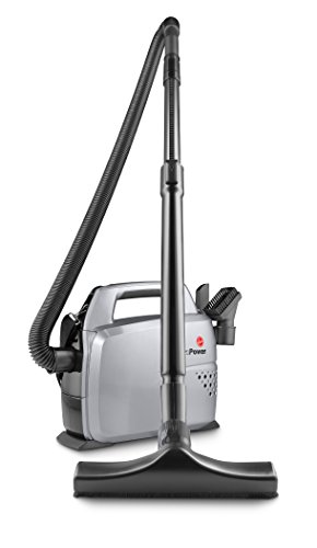 Hoover Platinum Collection Lightweight Bagged Upright Vacuum Cleaner with Canister Platinum UH30010COM