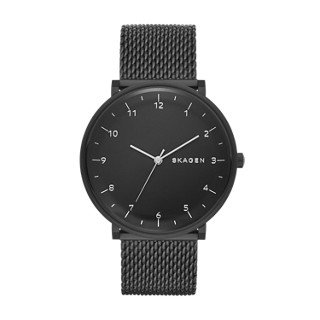 Skagen-Mens-SKW6171-Hald-Black-Mesh-Watch
