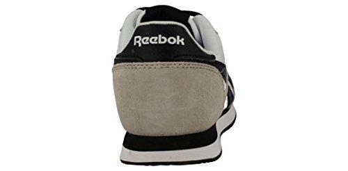 Reebok Bd3224, Zapatillas de Trail Running para Hombre Gris (Steel / White / Black)