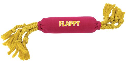 Our Pets Large Flossy Flappy Dog Toy