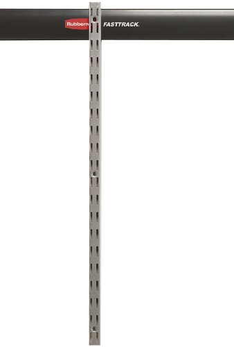 Rubbermaid FastTrack Garage Storage System Upright Rail, 25