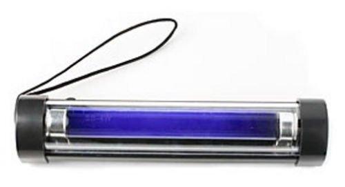 UV Portable Pocket Black Light Vaseline Glass Battery