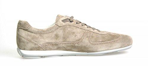 Sneaker In Pelle Prada Mens 4e2020