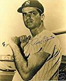Rocky Colavito Cleveland Indians New York Yankees Autographed Signature 8x10 Photo - JSA Certified