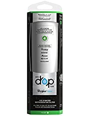 EveryDrop Premium Refrigerator Water Filter Replacement (EDR4RXD1B). The ONLY water filter approved for: Maytag (UKF8001), Whirlpool, KitchenAid, Amana brand refrigerators (4396395)