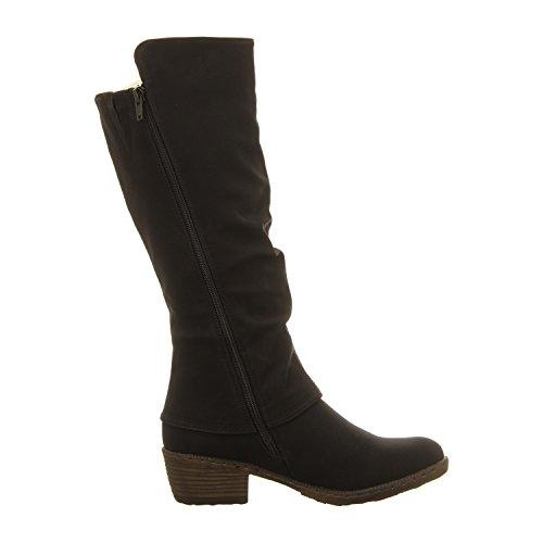 Amazon.com | Rieker 9375200-9375200 - Color Black - Size: 36.0 EUR |  Fashion Sneakers