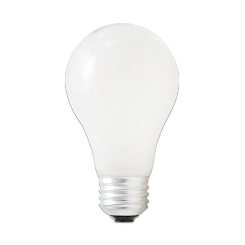 Bulbrite 29A19SW/ECO Eco-Friendly Halogen 29W A19, Soft White, 2-Pack ()