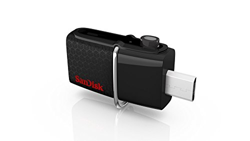 619659123789 - SanDisk Ultra 16GB USB 3.0 OTG Flash Drive with micro USB connector For Android Mobile Devices- SDDD2-016G-G46 carousel main 1