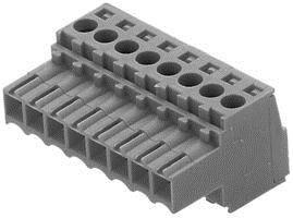 WEIDMULLER 1615790000 TERMINAL BLOCK PLUGGABLE, 3POS, 28-14AWG
