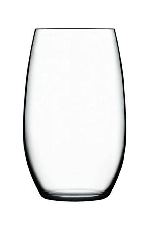 Luigis Beverage Collection (Luigi Bormioli 11282/01 Magnifico 20 oz Beverage Drinking Glasses (Set of 6), Clear)