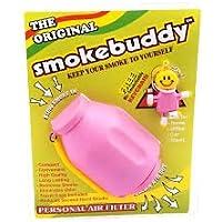 Smoke Buddy Bundle - Pink Original and Junior