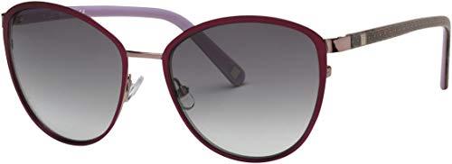Liz Claiborne Women's L569/S Cher Fuchsia Pink 55mm Sunglasses, Size 55-140 ()