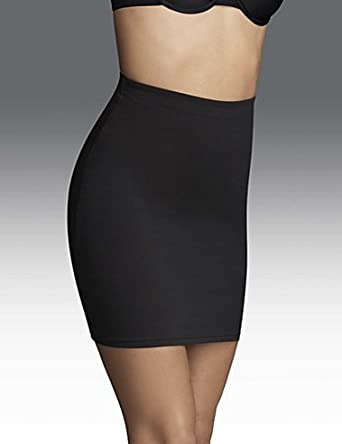 7fcff5e61c386 Maidenform Flexees® Fat Free Dressing® Slip Skirt at Amazon Women s  Clothing store