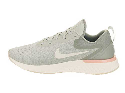 Para Odyssey Wmns 001 mica sail Zapatillas Multicolor Green Mujer Silver light React Nike n5IdqI