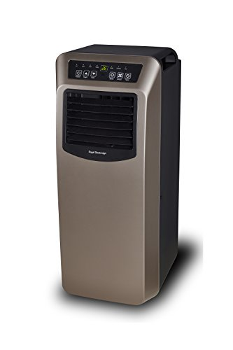 Royal Sovereign 3-in-1 Portable Air Conditioner, Dehumidifier, and Fan | 14000 BTU | Window Kit and Remote Control Included