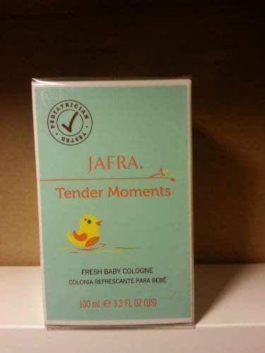 Jafra Tender Moments Baby Cologne, 3.3 FL OZ