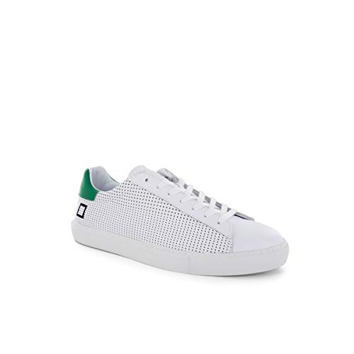 Verde D in A White Uomo Nw PE WH T E Bianco Sneaker MainApps Pelle Ta0wrgqax