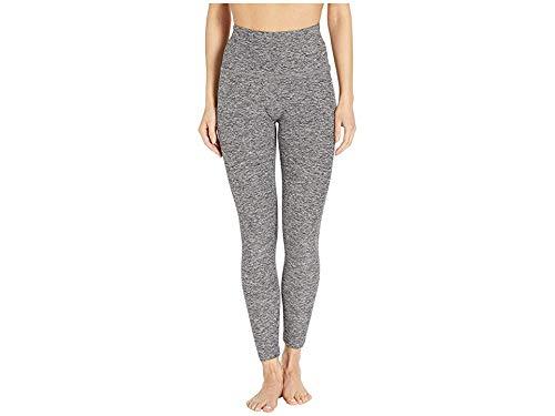 - Beyond Yoga Women's Spacedye High-Waist Midi Leggings Black/White Small 25