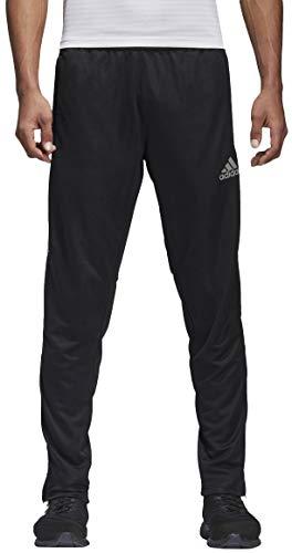 adidas Men's Tiro '17 Pants Black/Silver Reflective XXX-Large 31 by adidas (Image #1)