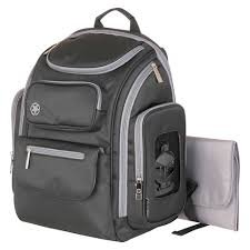 Jeep Organizer Easy Access Back Pack Diaper Bag