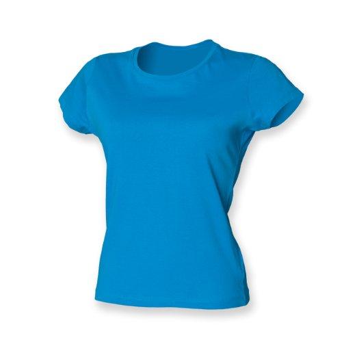 Skinni Fit Lieblings T Sapphire Blau M