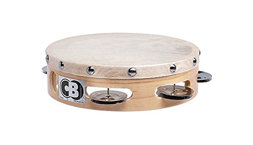 CB Drums 4031 6-Inch Tambourine
