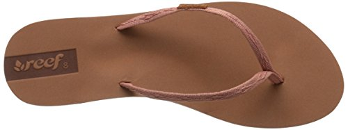 Reef Slim Ginger, Sandali Donna, Multicolore (Blush), 35 EU