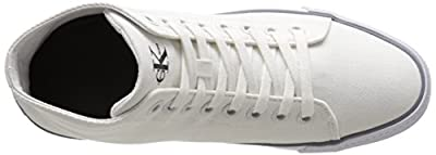 Ck Jeans Men's Ozzy Canvas Fashion Sneaker