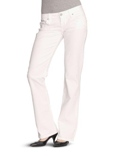 LTB Jeans 5145 - Vaqueros para mujer Blanco (White 100)