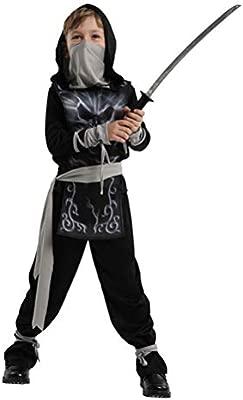 MZ Halloween Ropa Cos Capa Ropa Naruto Ninja Fantasma ...