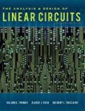 img - for Analysis & Design of Linear Circuits (7th, 12) by Thomas, Roland E - Rosa, Albert J - Toussaint, Gregory J [Hardcover (2011)] book / textbook / text book