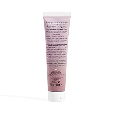 Honest Beauty Prime + Perfect Mask with Superfruits & Shea Butter, VEGAN, Paraben Free, Dermatologist Tested & Cruelty…