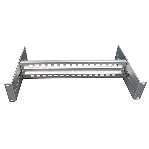 E-link 19-inch Rackmount Adjustable DIN-Rail Bracket for Industrial Media Converters, Ethernet Switches and other DIN-rail products - Other Rackmount