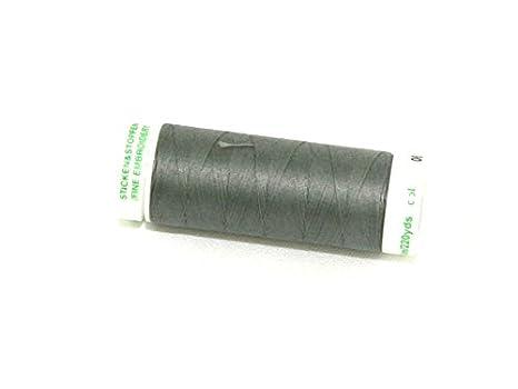 each Mettler No 40 Waxed Hand Quilting Thread 457m 457m 2 White