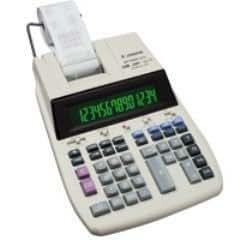 Canon BP1400-LTS - Calculadora sobremesa impresión (LCD, 133 x 25 mm, 19.5 x 7.3 mm, CR2025, Alimentación por CA, 336 ipm)