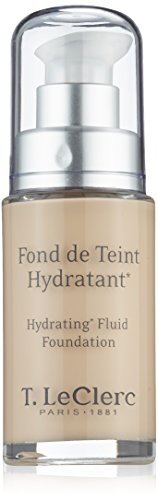 T. LeClerc Hydrating Fluid Foundation SPF 20 - # 01 Ivoire 30ml/1oz ()